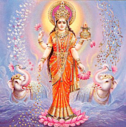 About Lakshmi and her various Avatars