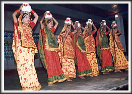 Folk Dances of Bihar